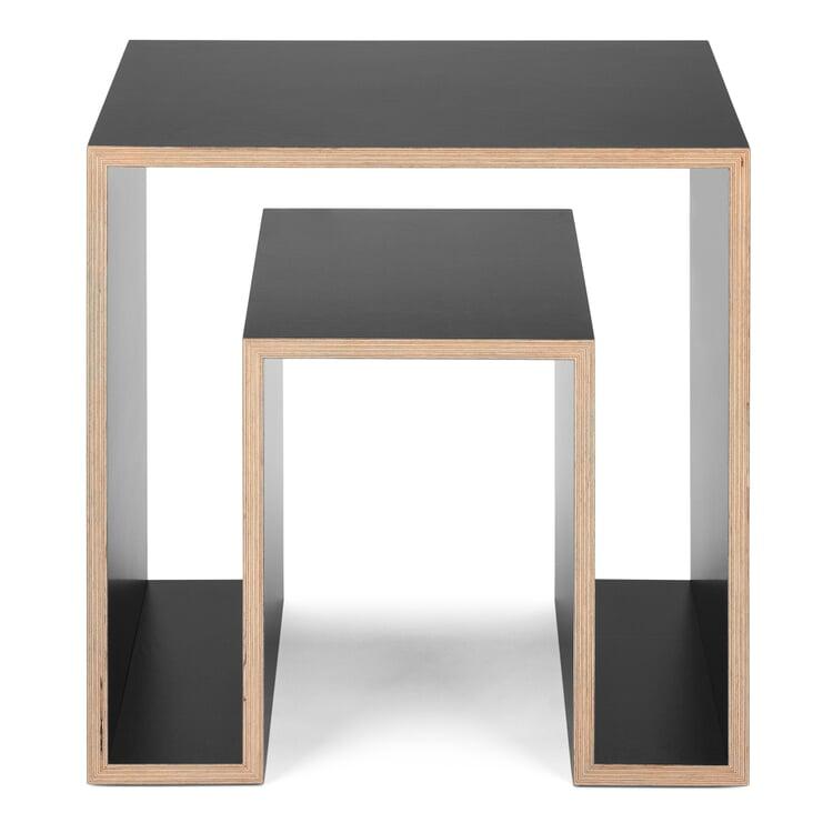 Side Table Echo Black
