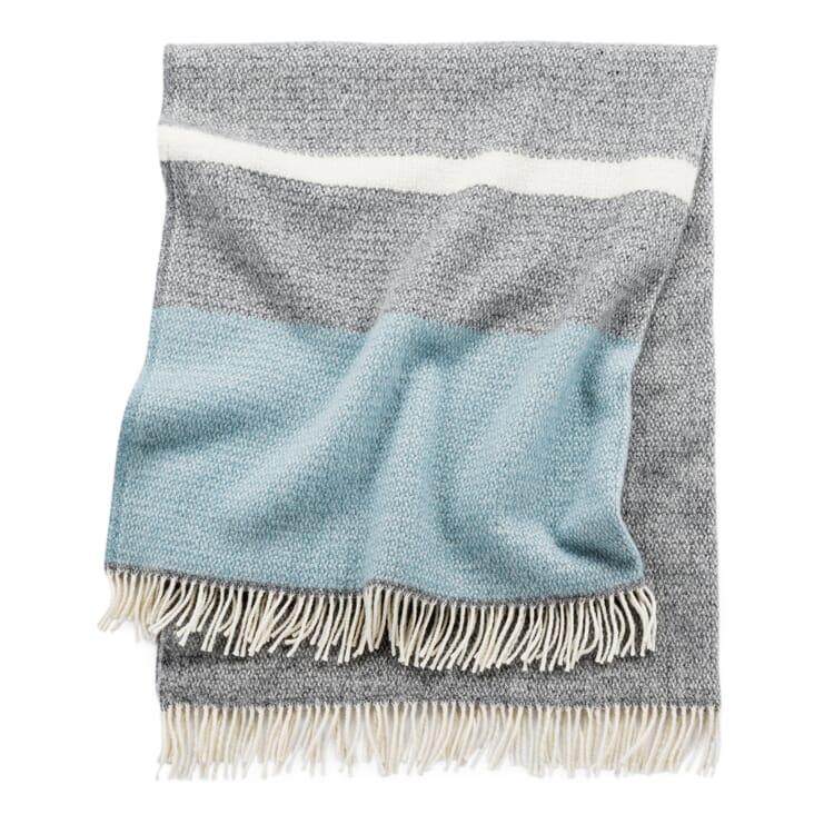 Blanket Illusion, Light Blue-Grey