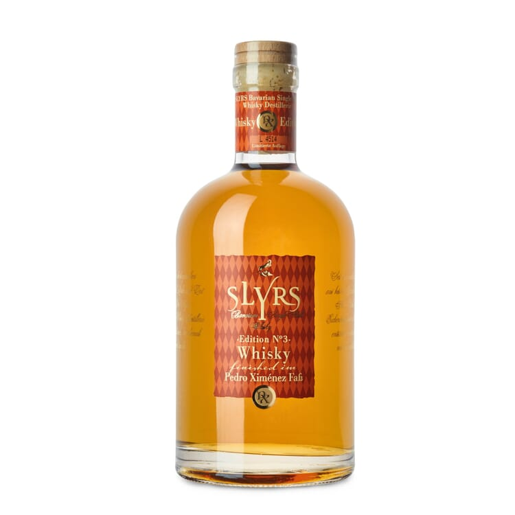 Slyrs Single Malt Pedro-Ximénez-Fass
