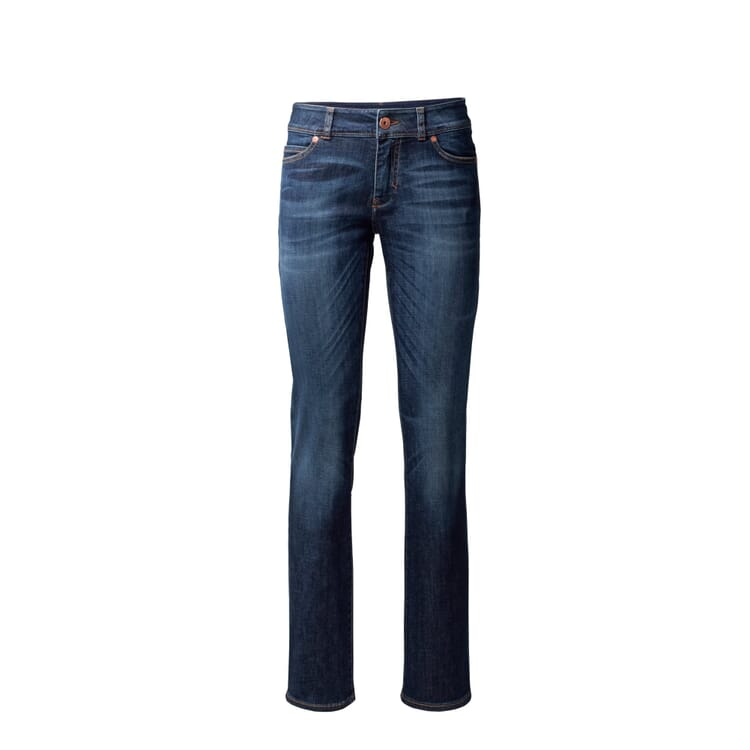 Goodsociety Women's Jeans Boot Cut, Blue