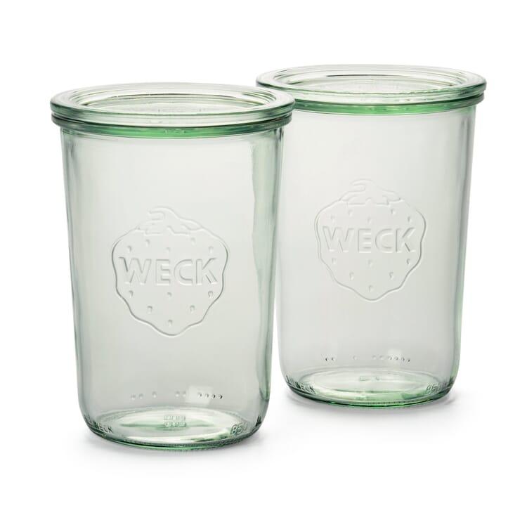 Weck®-Glas Sturzform, 850 ml
