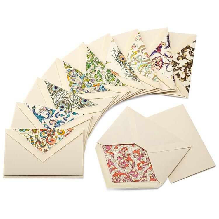 Grußkarten Florentiner Papier