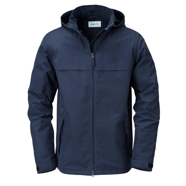 Men's Outdoor Jacket by Manufactum, Blue