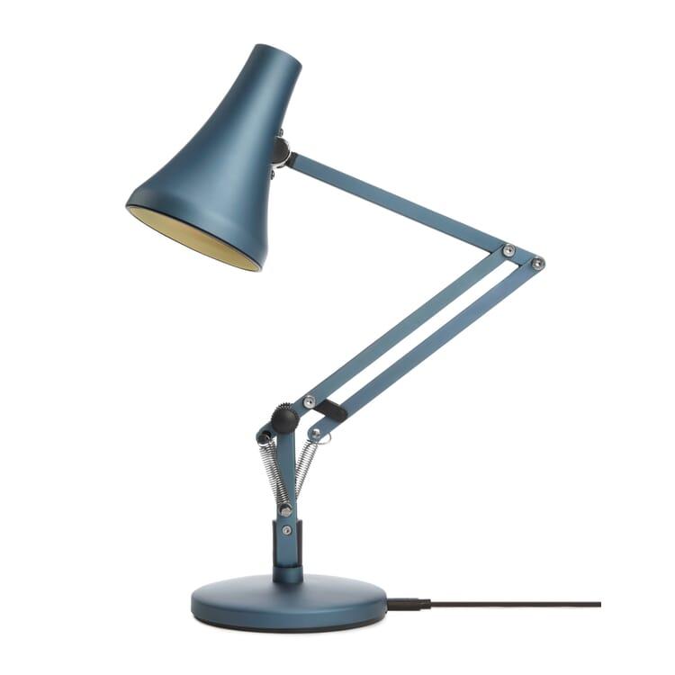 Tischleuchte Anglepoise® MiniMini Typ 90, Blaugrau