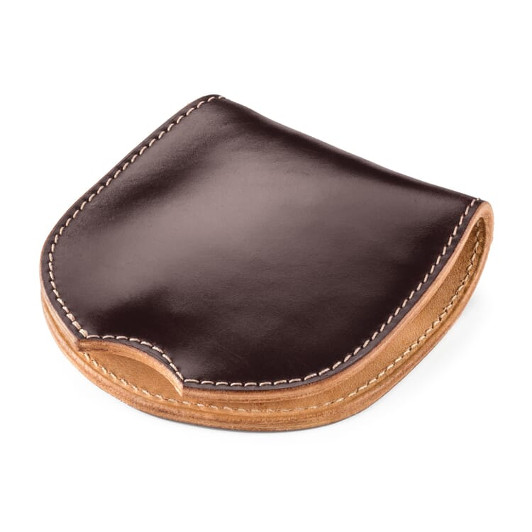 Coin Purse Made of Cordovan Leather by Timeless