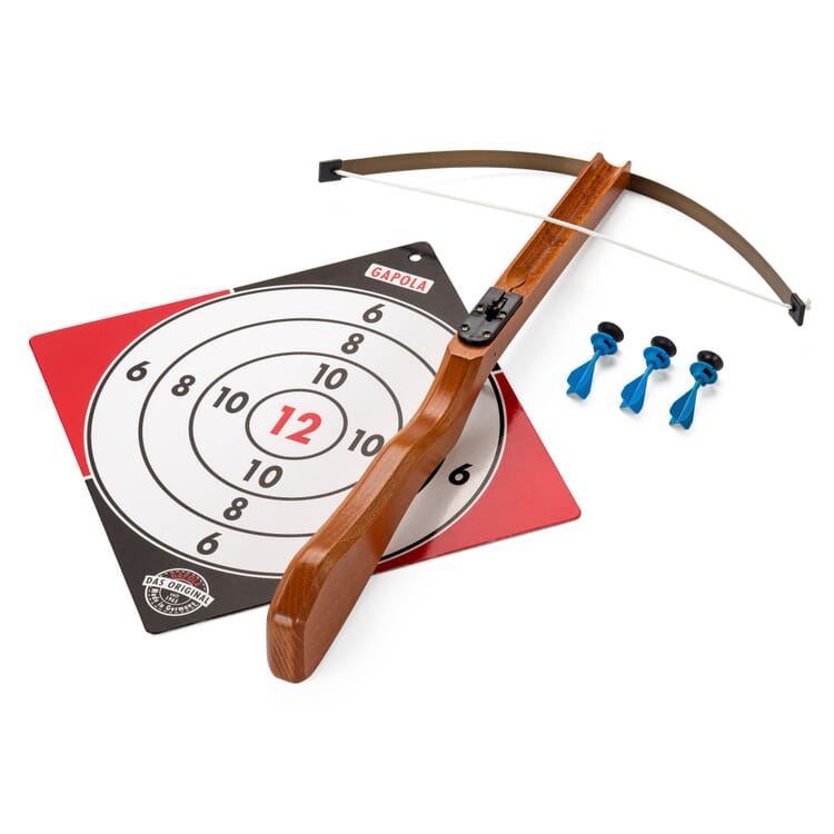 Crossbow Made of Wood