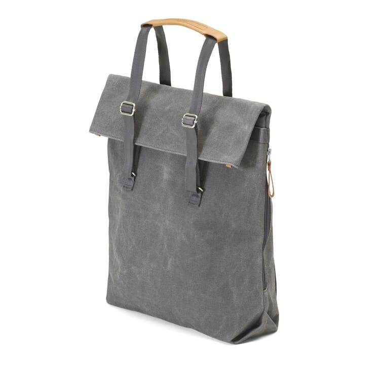 Bag Day Tote, Grey