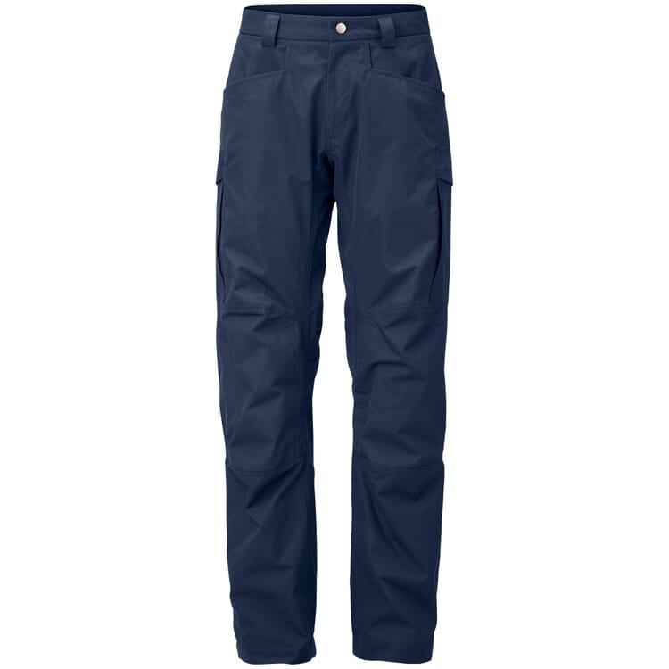 Manufactum Herren-Outdoorhose, Blau