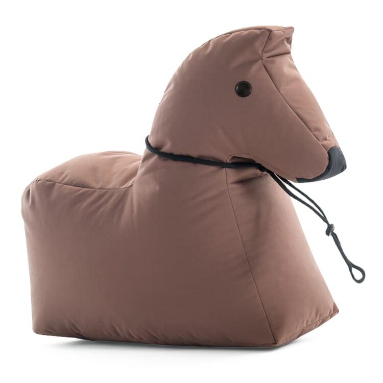 "Beanbag Chair ""Happy Zoo"", Horse Lotte"