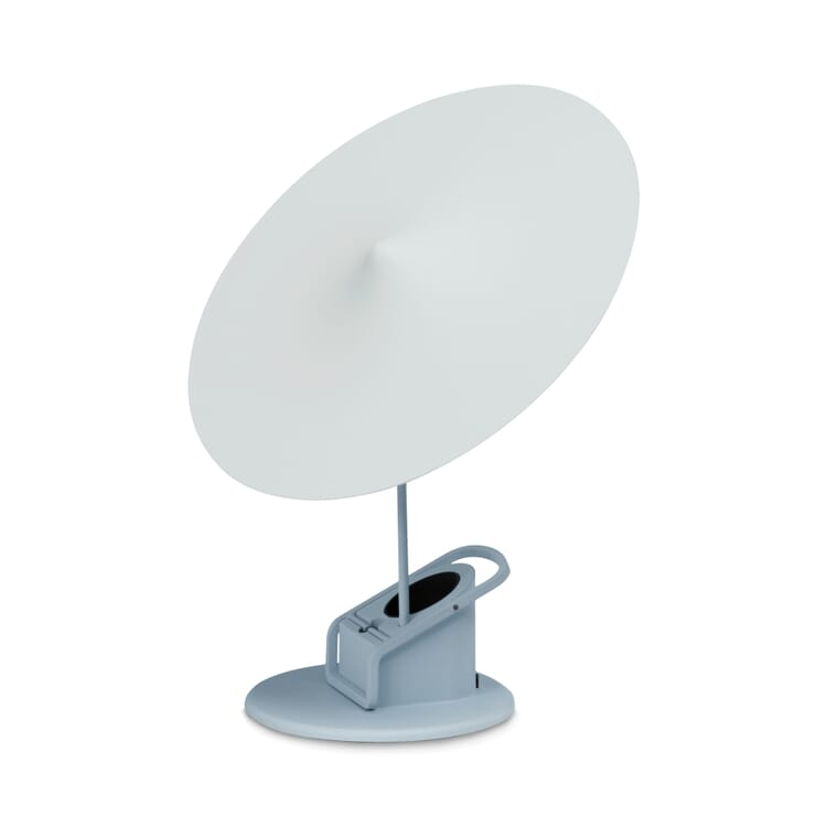 Table and Clip-On Lamp W153 Île