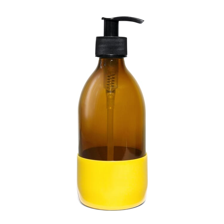 "Soap Dispenser ""Base"", Yellow"