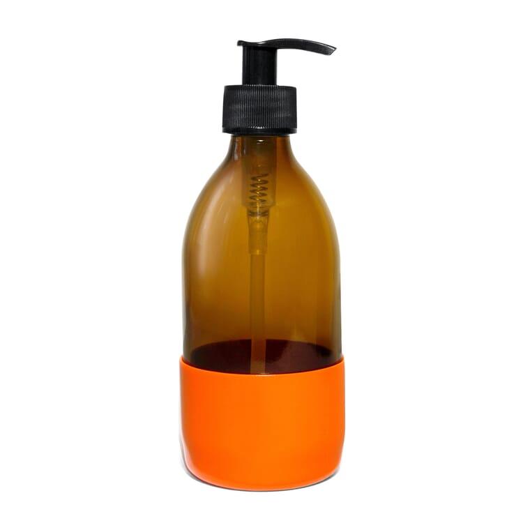 "Soap Dispenser ""Base"", Orange"