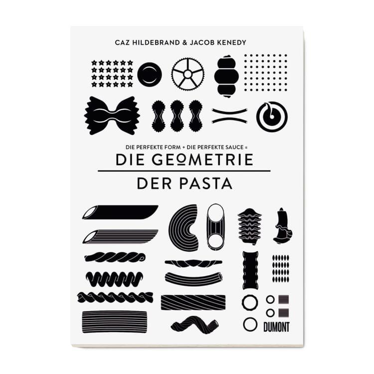 Geometrie der Pasta