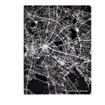 Notizbuch Nightflight over Berlin