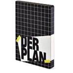 Notizbuch Der Plan