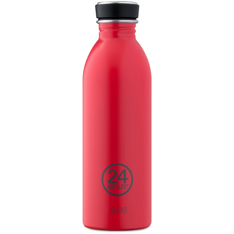 Drinking Bottle URBAN Small Red