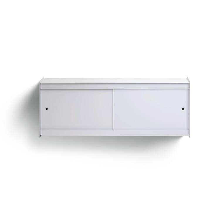 Wall Shelf Plié, Telegrey 4 RAL 7047