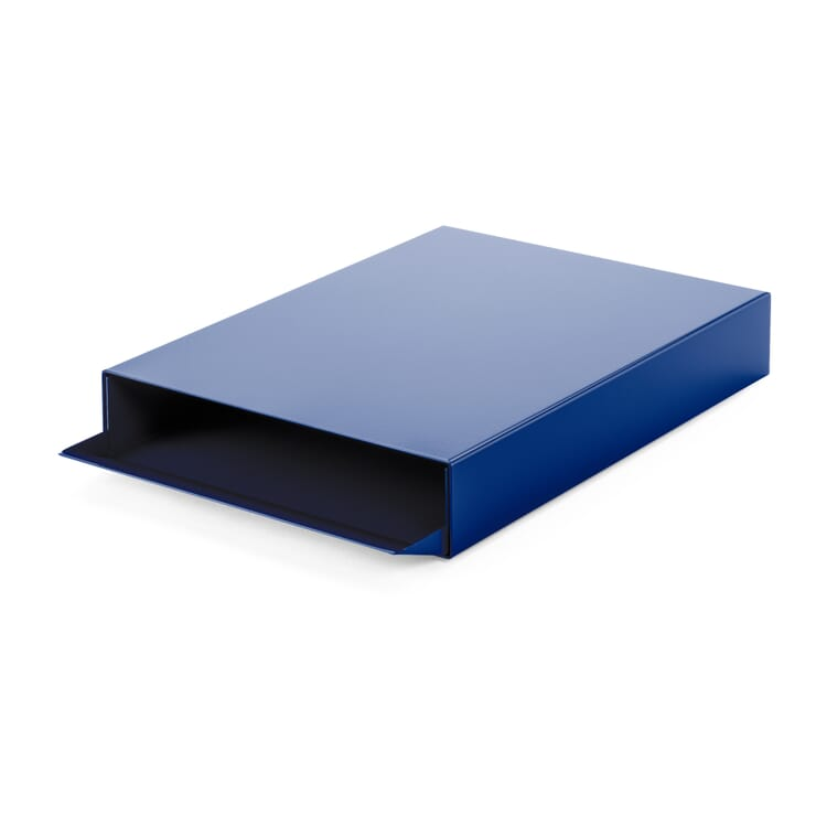 Paper Tray STACKER, Sapphire Blue RAL 5003