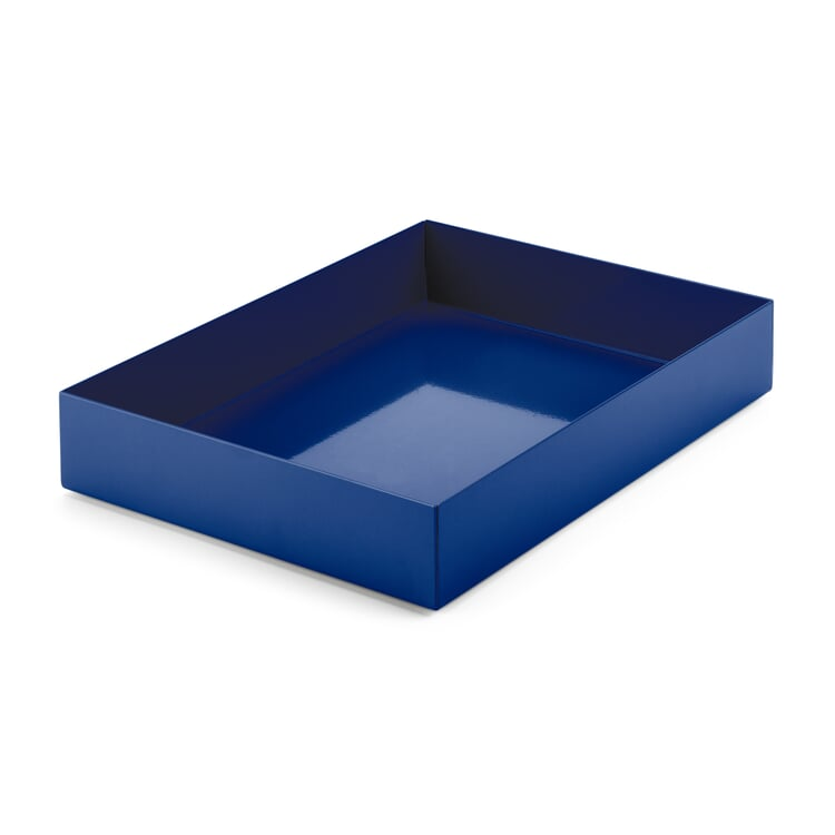 Paper Tray HOLDER Sapphire Blue RAL 5003