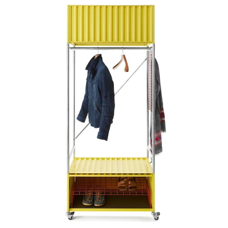 Garderobengestell zu Container DS