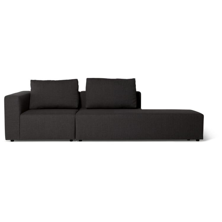 Sofa Camu 1, Dunkelgrau