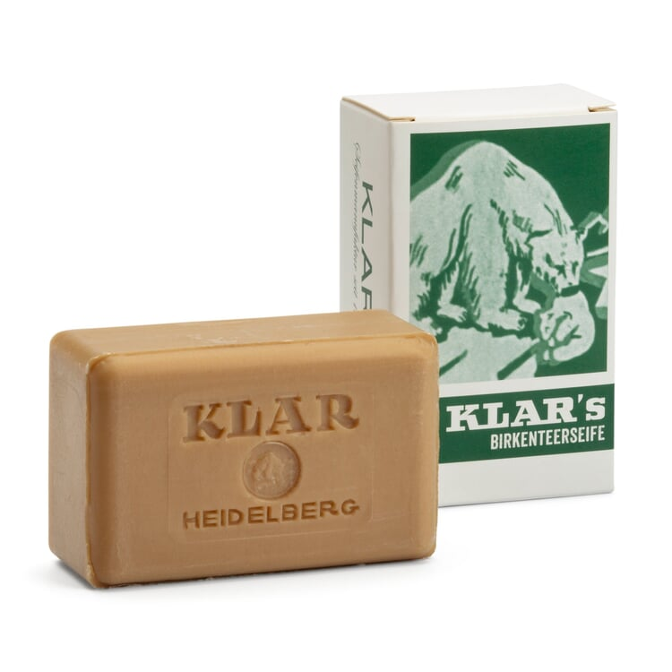 Birch Tar Soap by Klar