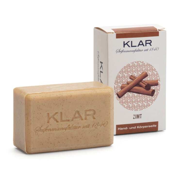 Spices Soap by Klar, Cinnamon
