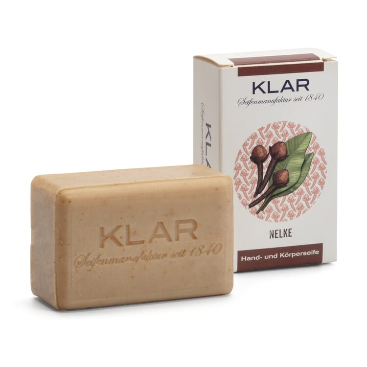 Spices Soap by Klar, Clove