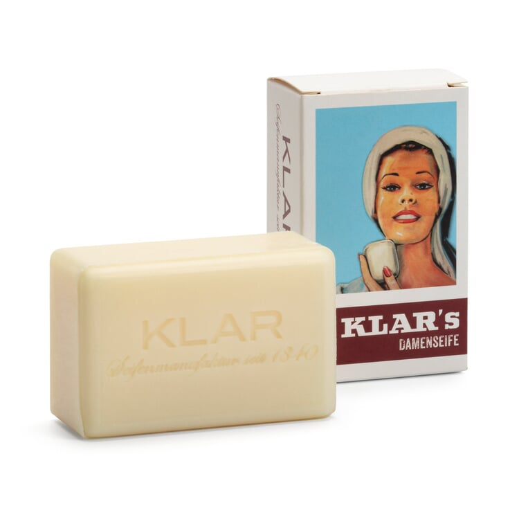 Ladies' Soap by Klar