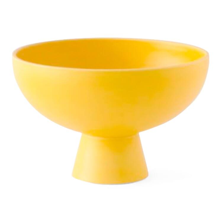 Bowl Strøm, Matt Yellow