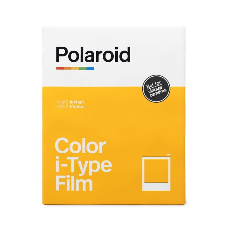 Filme für I-Type Polaroidkameras, Farbe (16 Stück)