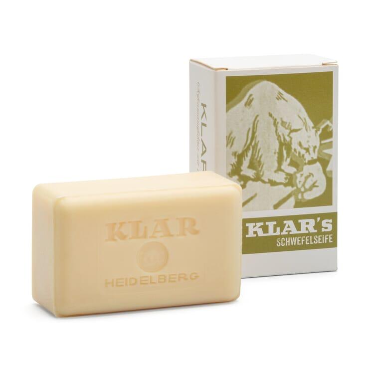 Sulphur Soap by Klar