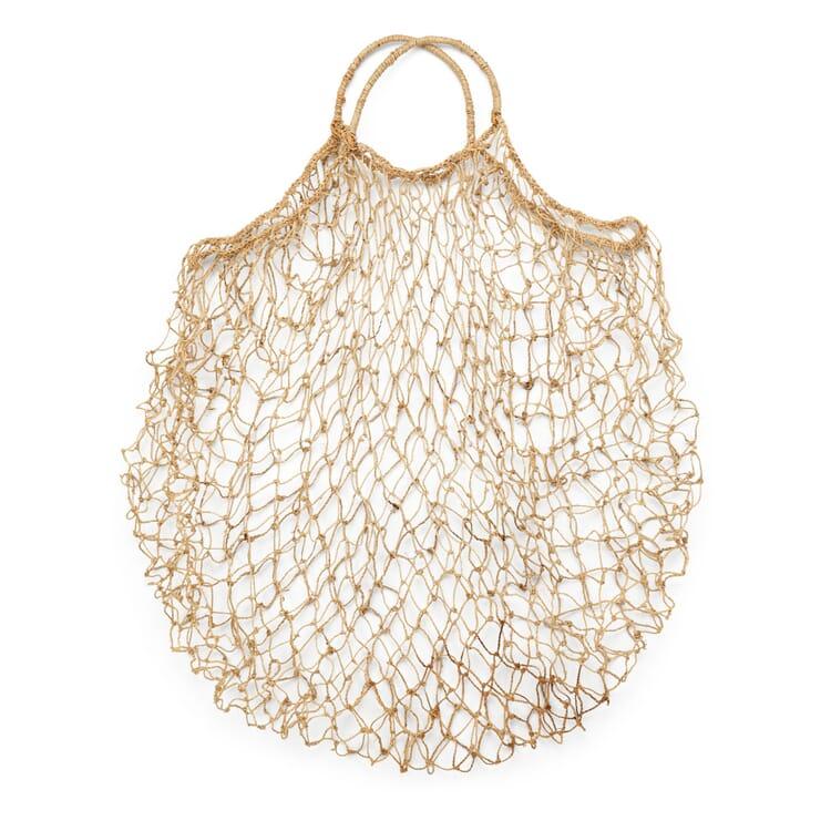 Shopping Net Made of Natural Fibre, Nature