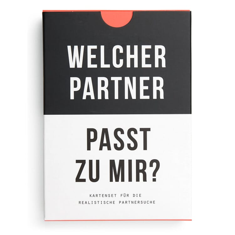Karten-Set Welcher Partner passt zu mir?