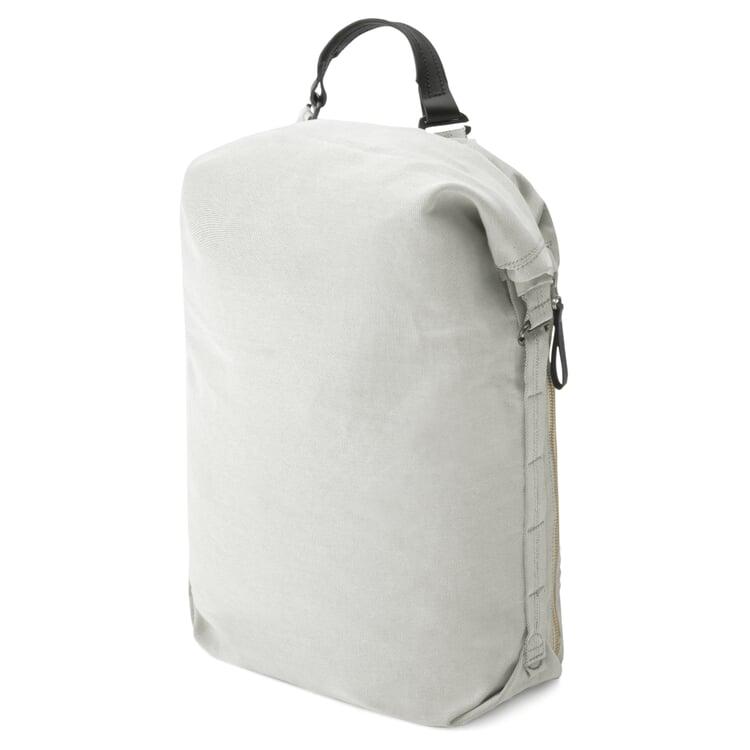Rucksack Roll Pack Bananatex Grau