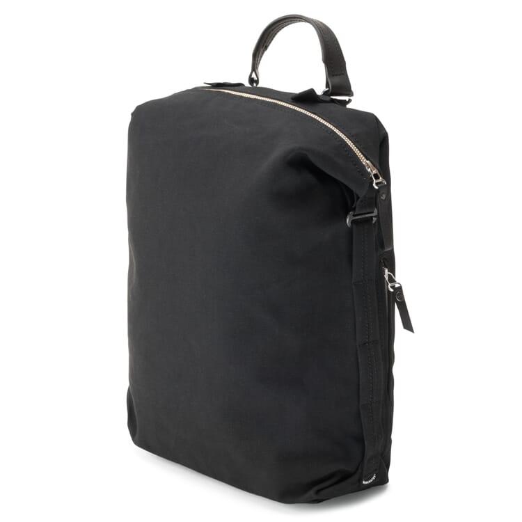 Backpack Zip Pack Bananatex, Black