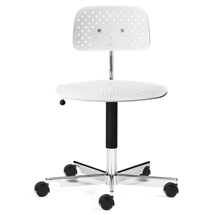 Office Chair Kevi Air, White