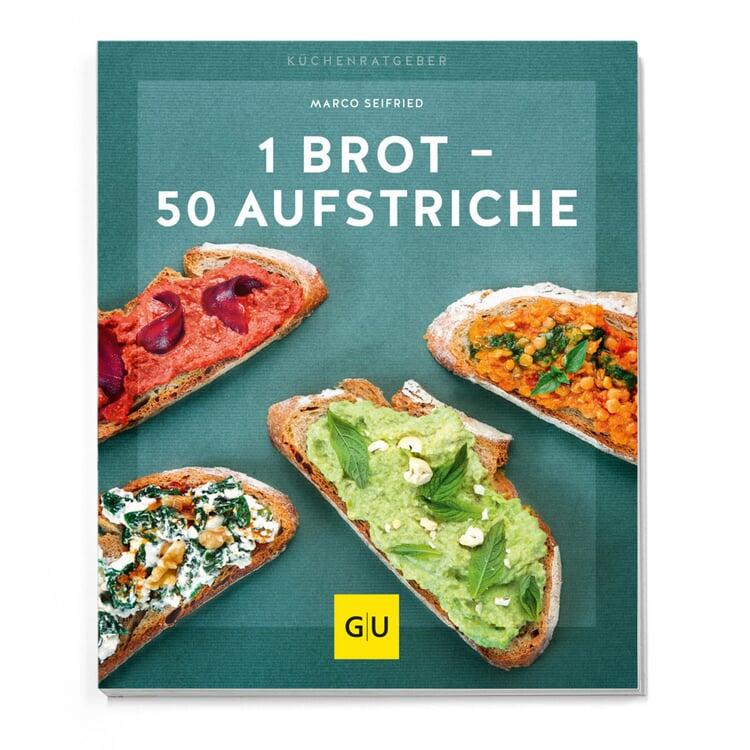 1 Brot – 50 Aufstriche