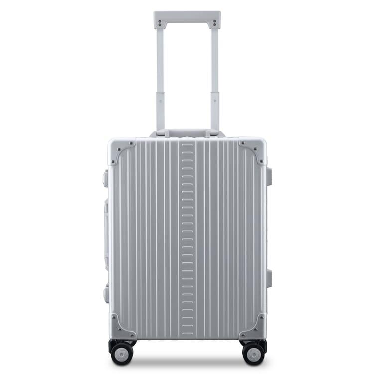 Aluminium case, Silver-Coloured