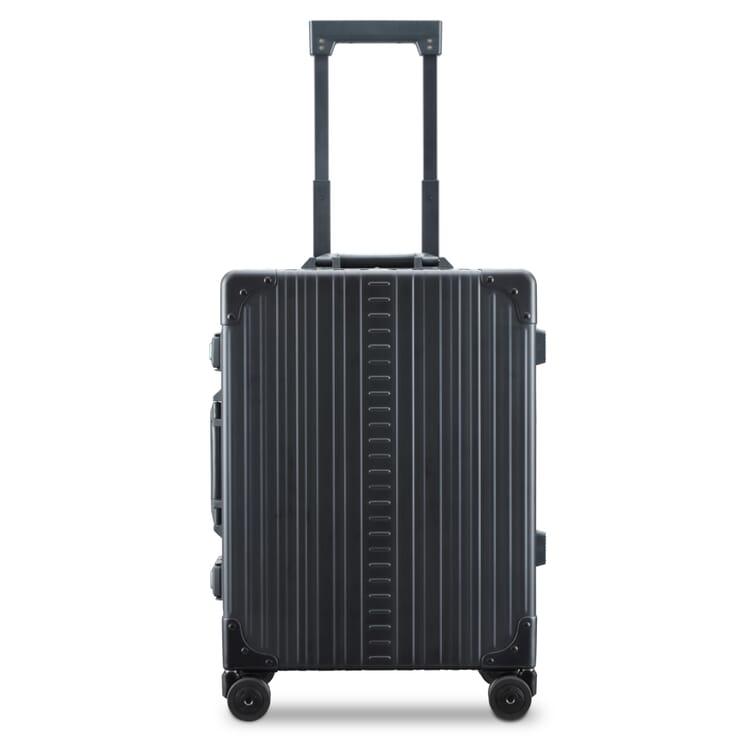 Aluminium case, Black