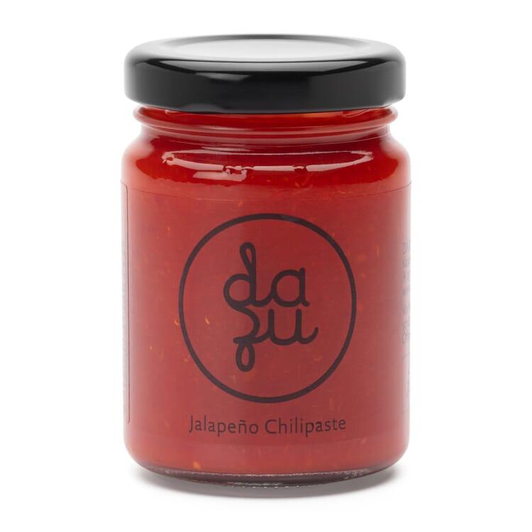 Bio-Chilipaste Jalapeño süß