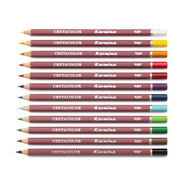 Cretacolor Farbstifte, 12 Stück