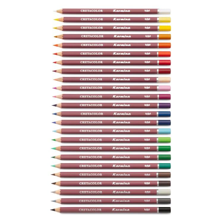 Cretacolor Farbstifte, 24 Stück