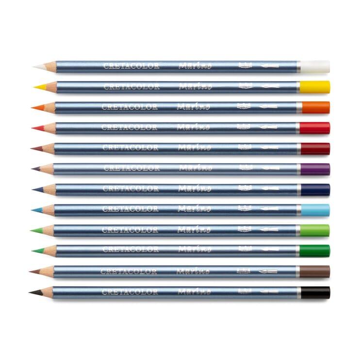 Watercolor Pencils by Cretacolor