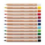 Cretacolor Dicke Farbstifte 12 Stück