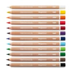 Extra Thick Colored Pencils by Cretacolor Set of 12