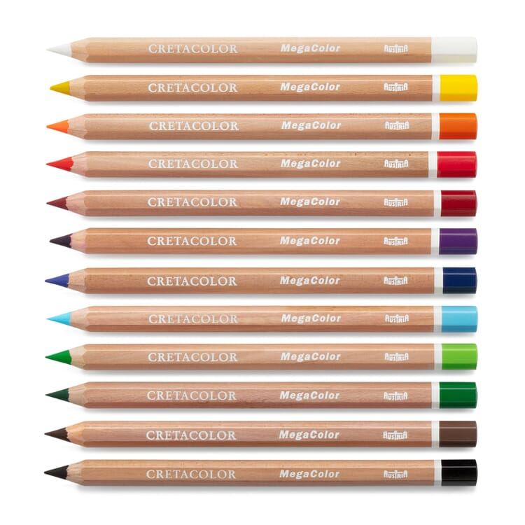 Extra Thick Colored Pencils by Cretacolor