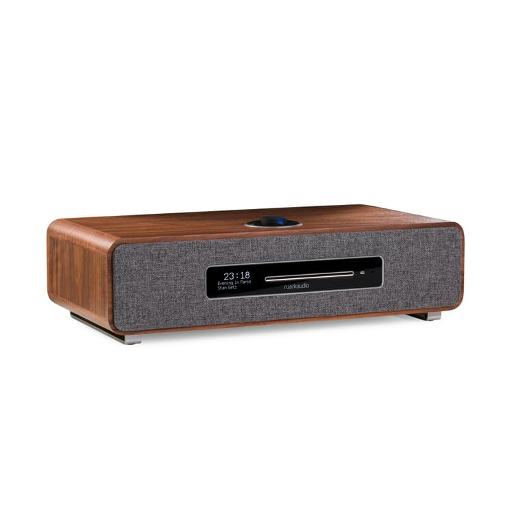 Ruark Audio Hi-Fi-Anlage R5 Nussbaum