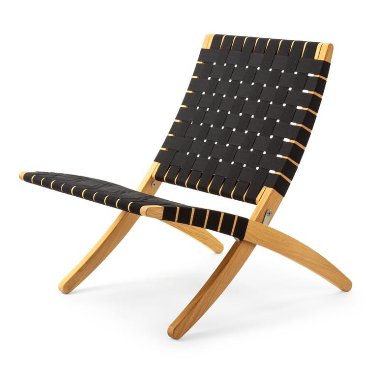Folding Chair Oak Wood