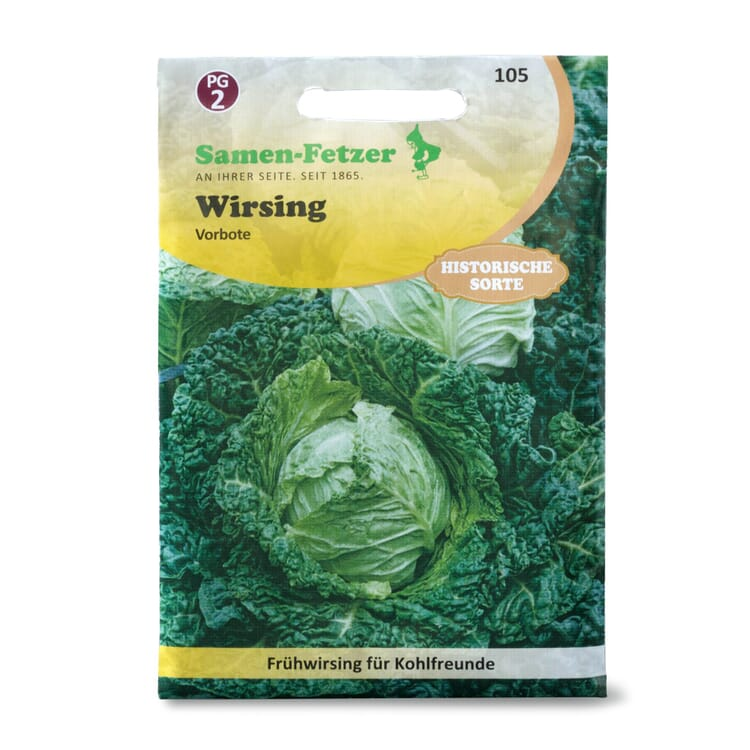 Gemüsesaatgut Wirsing Vorbote